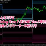 みんなでFX-RISING SUN- 専用特典の使い方(1)